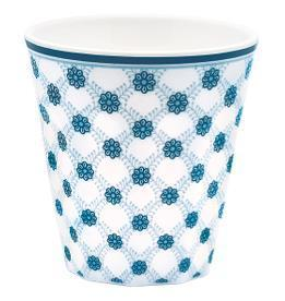 GreenGate Melaminbecher Lolly blue