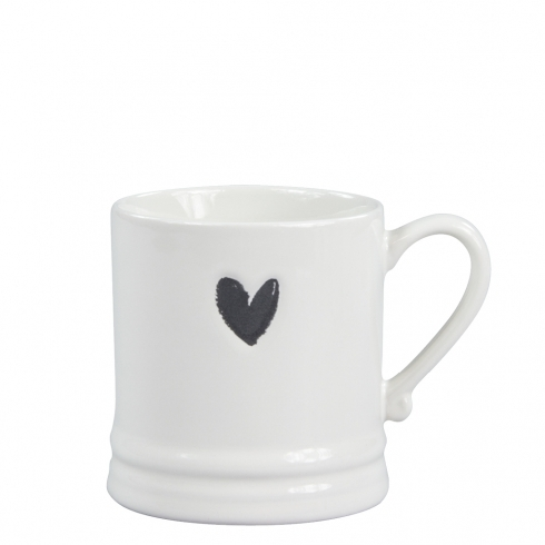 Bastion Collections kleine Tasse mit Herz