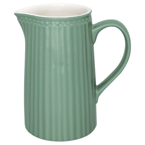 GreenGate Krug Alice dusty mint