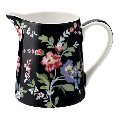 GreenGate Milchkrug Isobel black