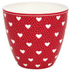 GreenGate Latte Cup Penny red
